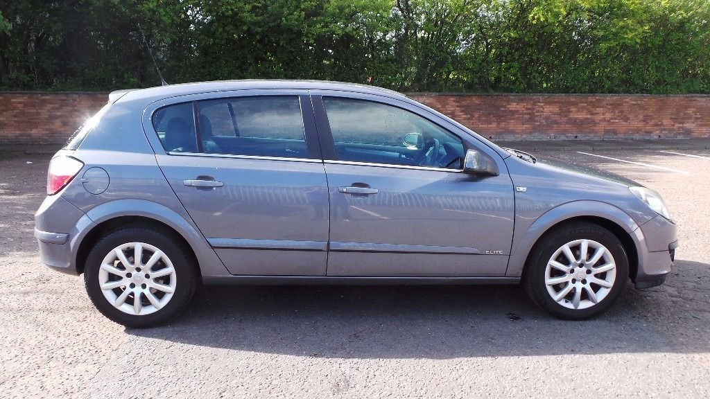 2006 06 VAUXHALL ASTRA 1.8 ELITE AUTOMATIC 82K FSH MOT 03/17(PART EX WELCOME)