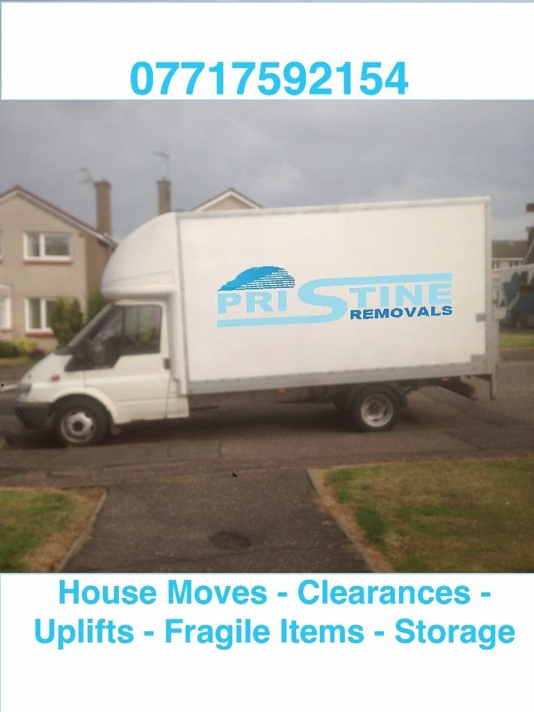 PRISTINE REMOVALS - Home & Student Removals/ Clearances/ Uplifts