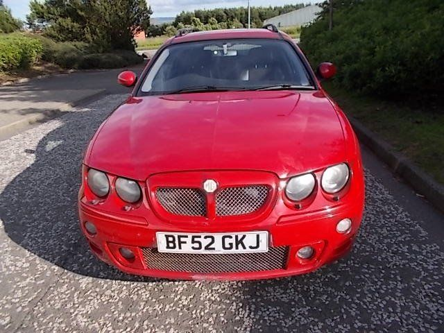 MG ZT-T 2.5 SPORT ESTATE 52 REG MOT MARCH 2017