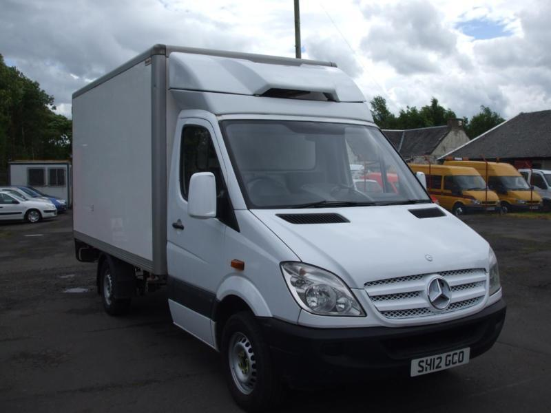 Mercedes-Benz Sprinter 2.1TD 313CDI LWB FRIDGE BOX VAN