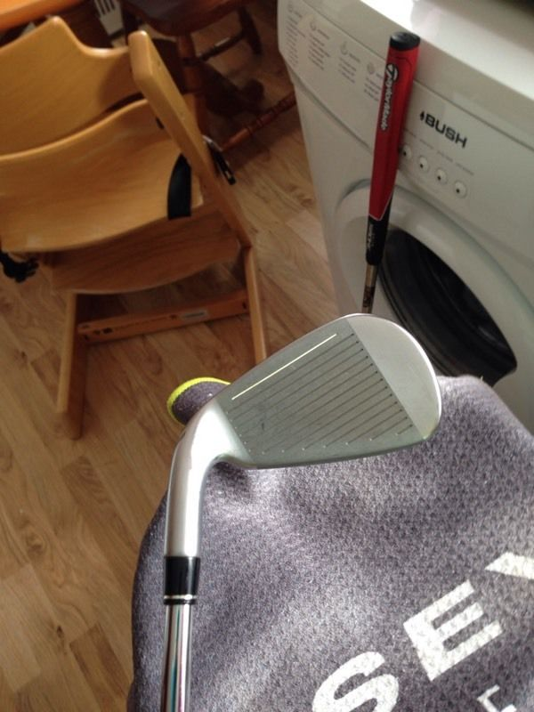Complete golf set up for sale