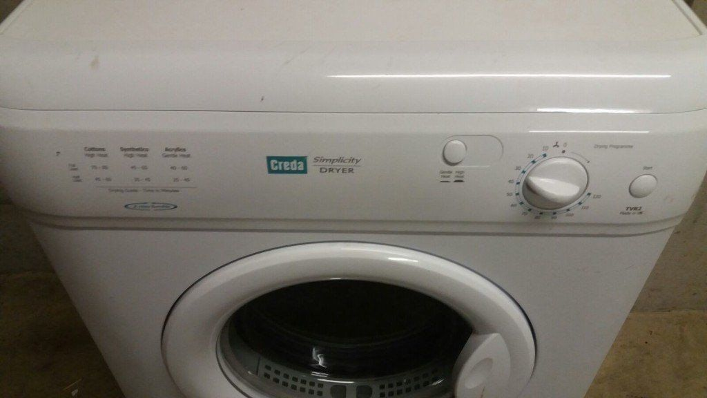 7kg Vented Tumble Dryer