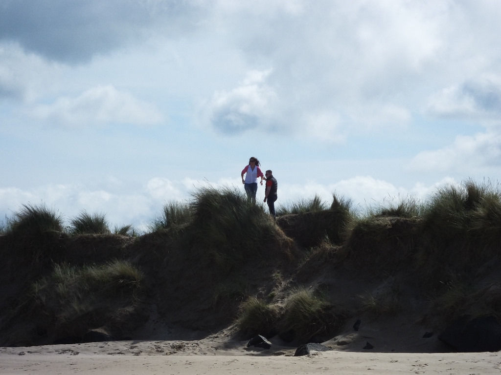 LOOKING FOR COUPLE WHO GOT ENGAGED PORTSTEWART STRAND JULY 31 2015