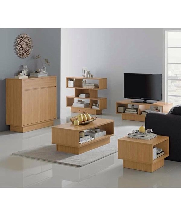 Tv stand and coffee table.