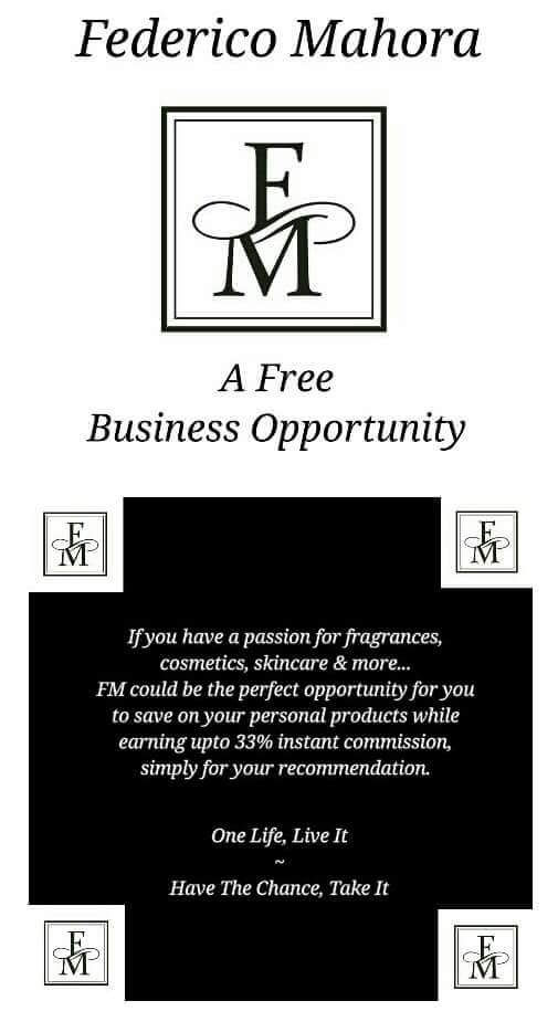 Free to join FM Business opportunity