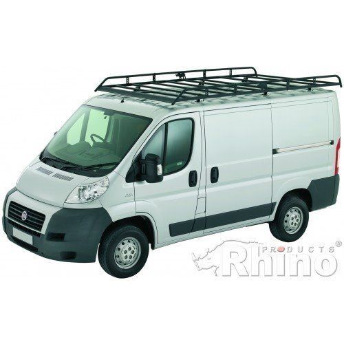 Rhino Modular Roof Rack - Citroen Relay 2006 On SWB Low Roof