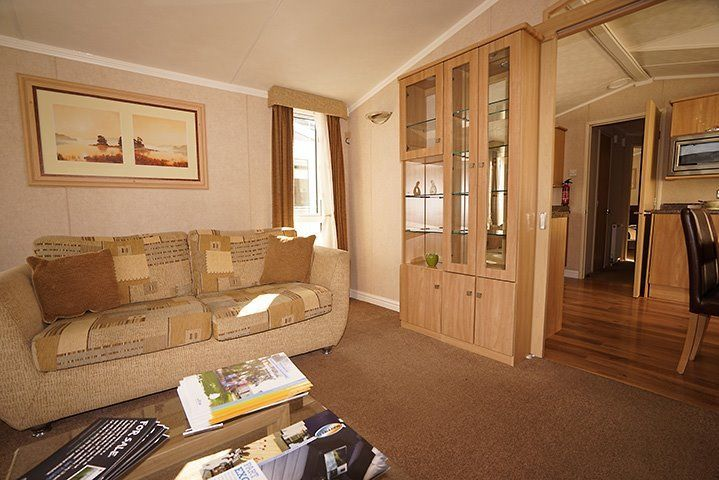 LUXURY STATIC CARAVAN FOR SALE IN SKEGNESS, LINCOLNSHIRE, ON THE EAST COAST NEAR BIRMINGHAM