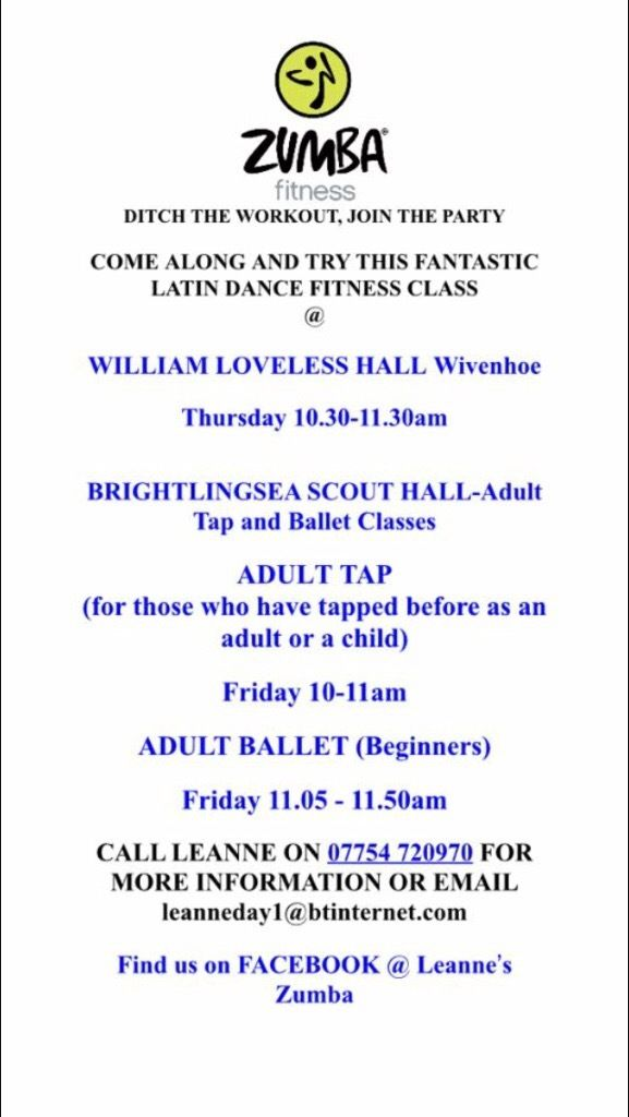 Adult Ballet and Tap