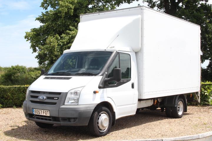 Ford Transit Van 2.4TDCi (100PS) 350EF (DRW) 2007/57 350 LWB ELECTRIC TAIL LIFT