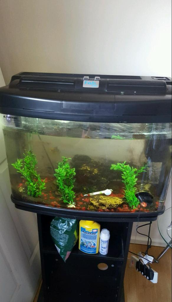 64 litre fishpod with stand collection only st15