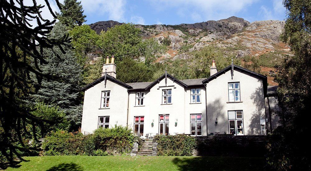 YHA Coniston Holly How- The Big Paintbrush Challenge! From 21 Nov- 16 Dec 2016