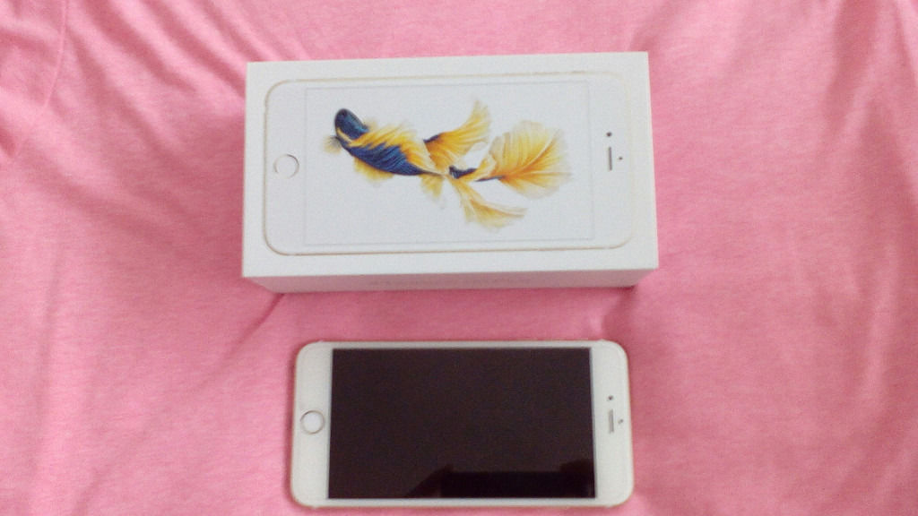 iPhone 6s 64gb mint condition unlocked