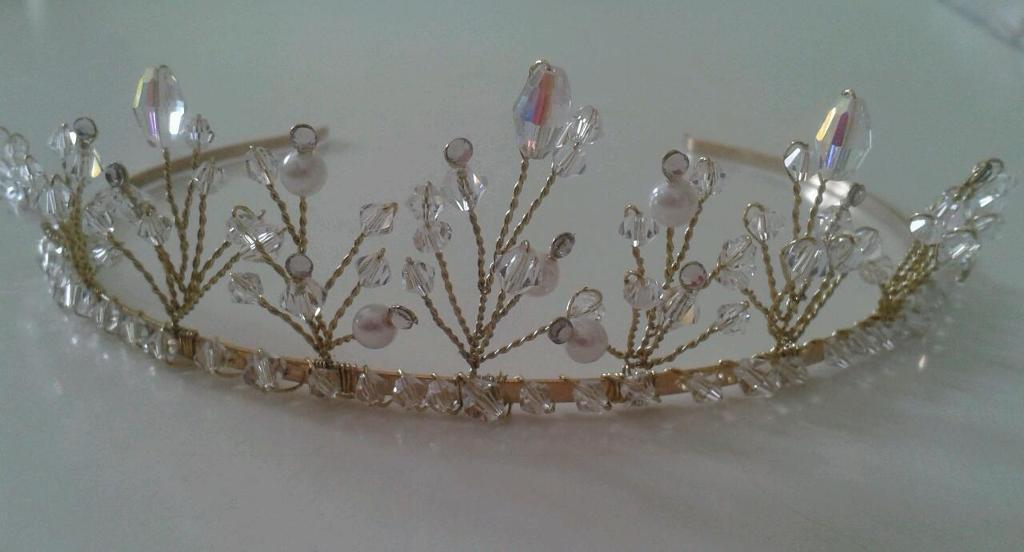 Warren York tiara