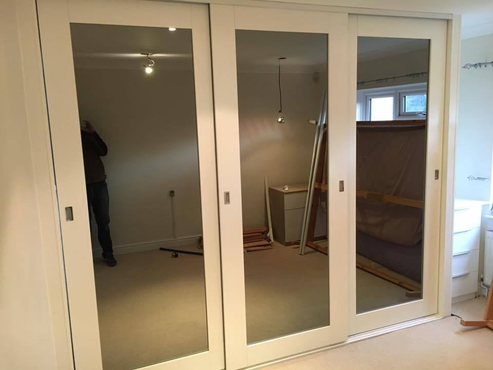 Fully bespoke bedroom and office fitted furniture any design 10 year guarantee sliding wardrobes