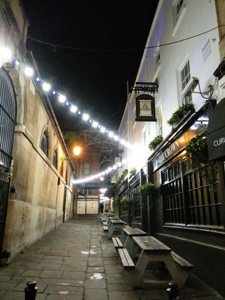 Experienced Bar & Kitchen Team members For The Crown, St Nicholas Market, Bristol BS1 1JH