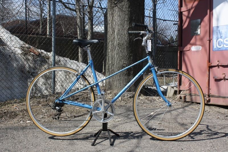 Wanted ladies and gents bikes for school project