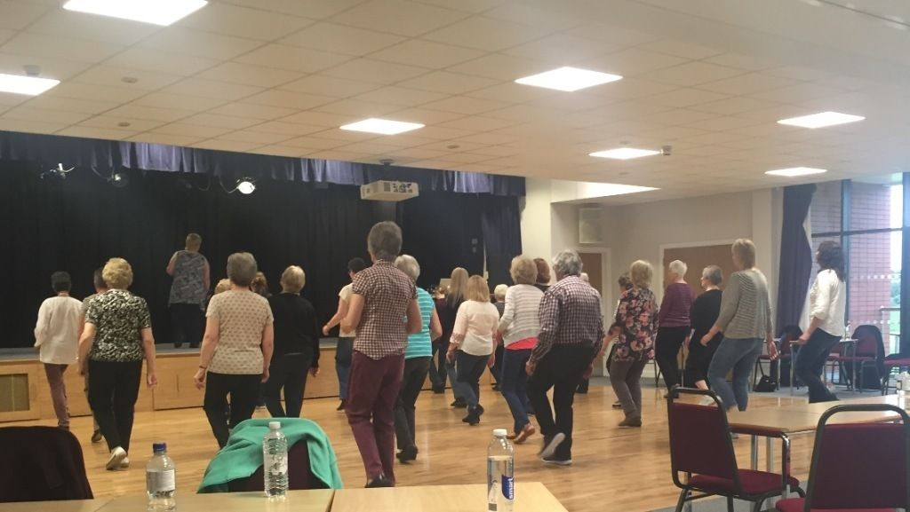 ABSOLUTE BEGINNERS LINEDANCE CLASS'S