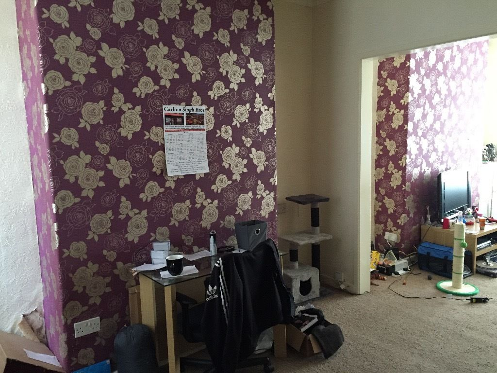 Double room in a peaceful shared household (All bills included)