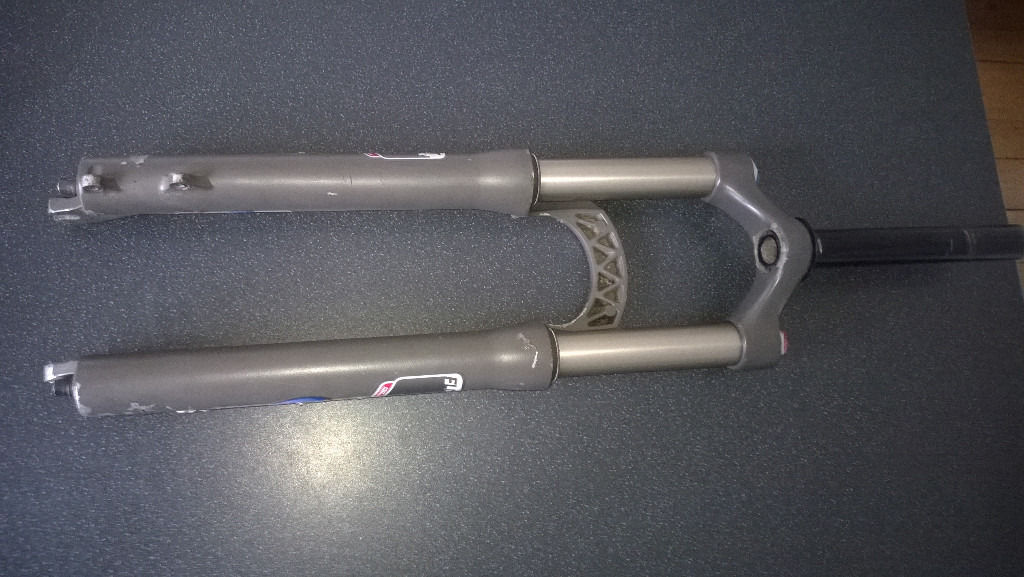 fox float R 130mm forks