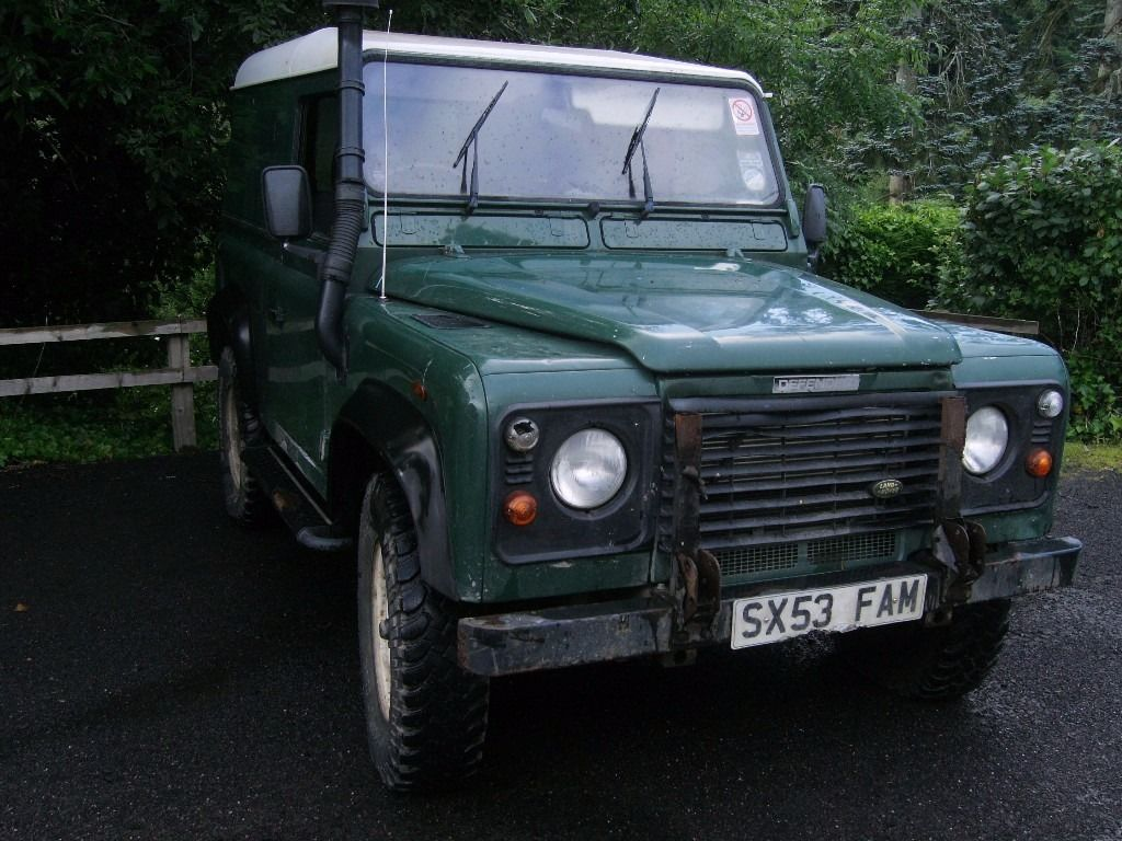 Land Rover Defenders wanted, any age & condition, 200tdi/300tdi/td5/tdci diesel