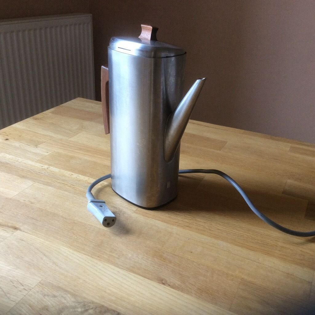 Coffee Percolator, Russell Hobbs original electric model.