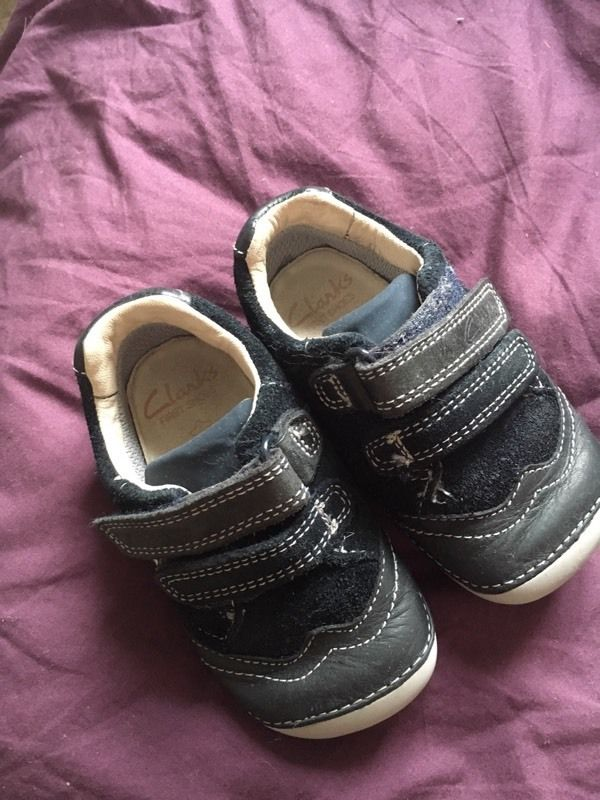 Clarks First Shoes 4G