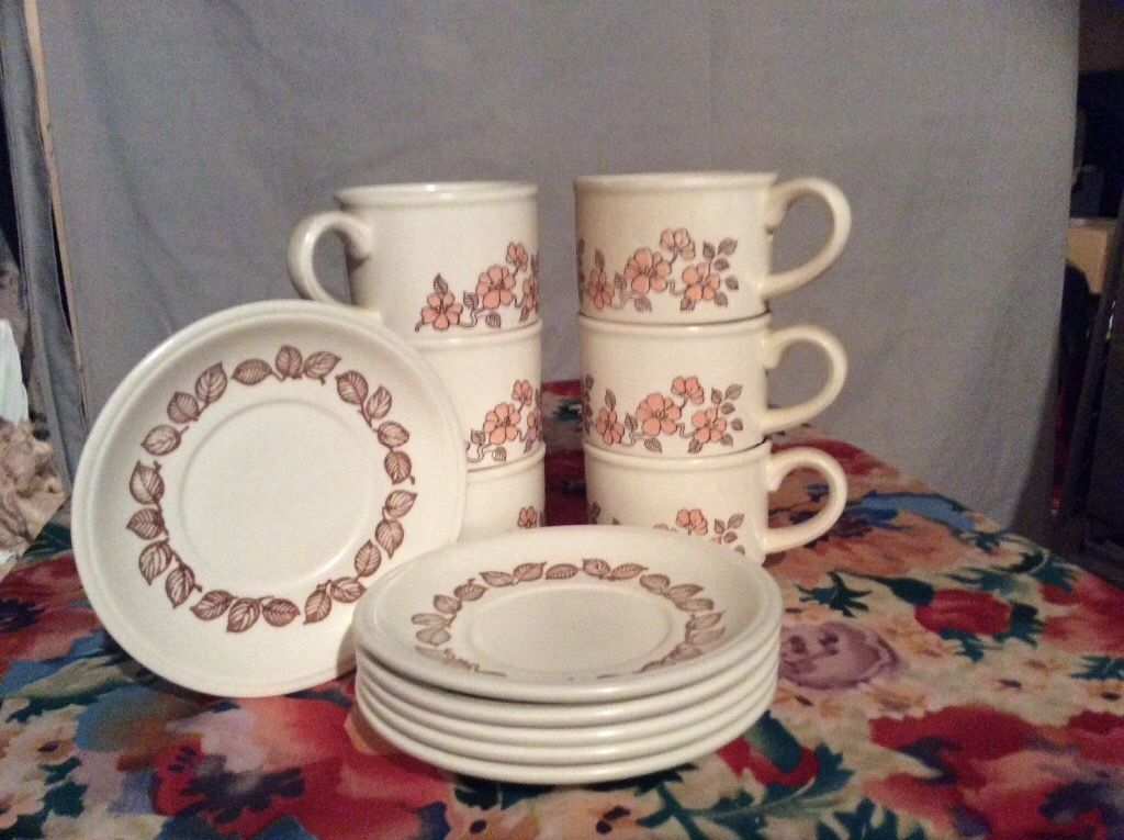 Cups&Saucers