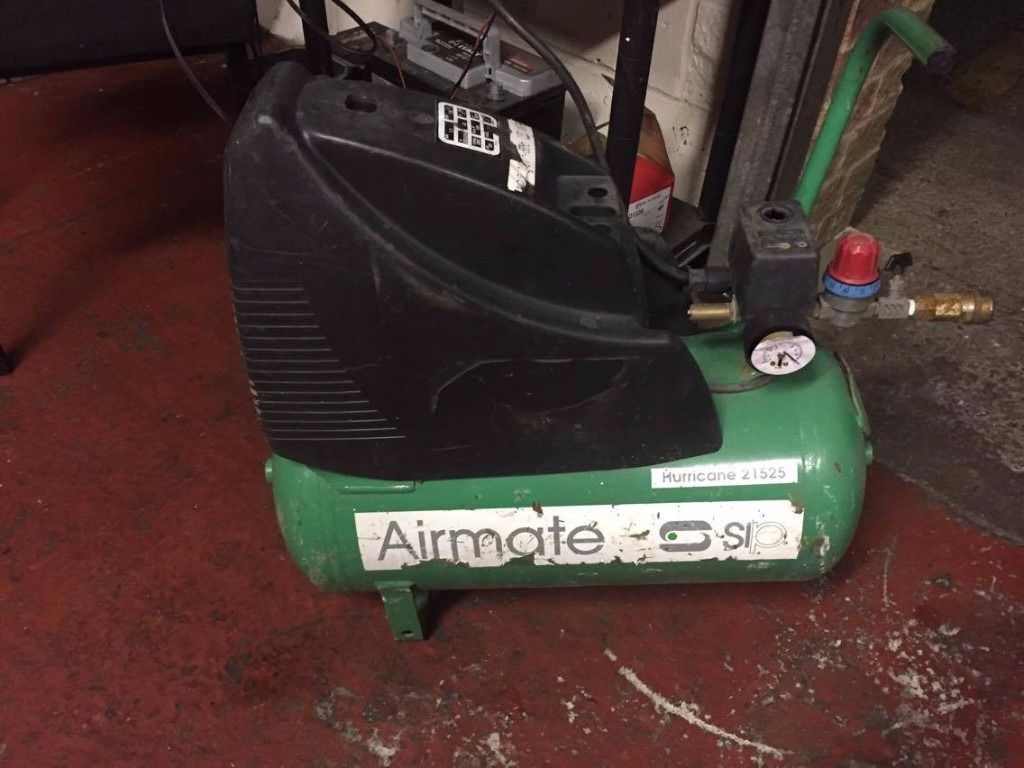 SIP AIRMATE AIR COMPRESSOR Hurricane 21525