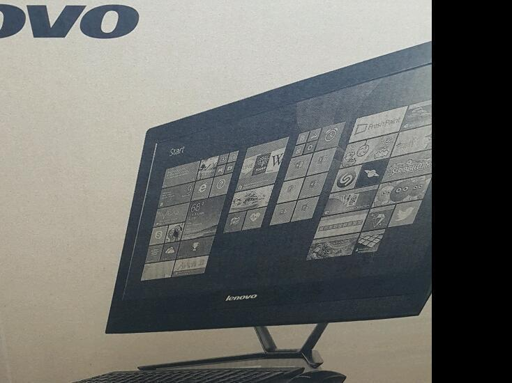 Lenovo all in one PC