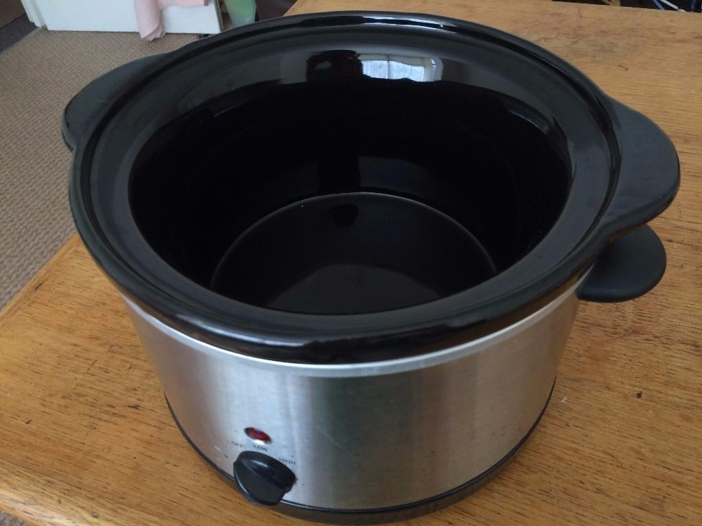 ASDA 3L Slow Cooker - Great condition