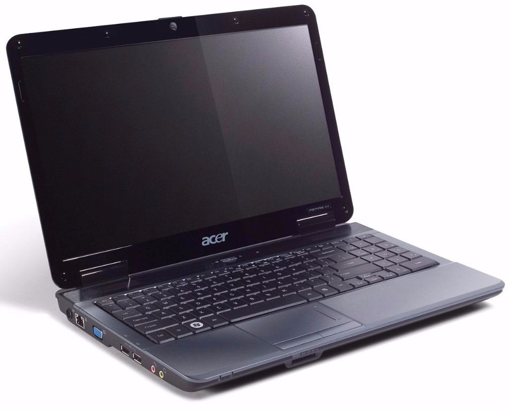 "Acer Aspire 5737Z - 15.6"" - Core 2 Duo T6400 - 4 GB RAM - 320 GB HDD"
