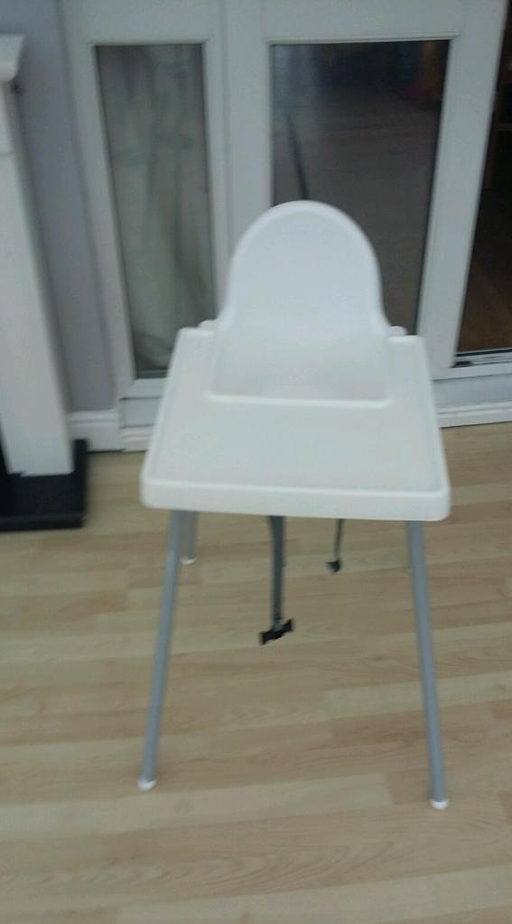 Ikea childrens high chair