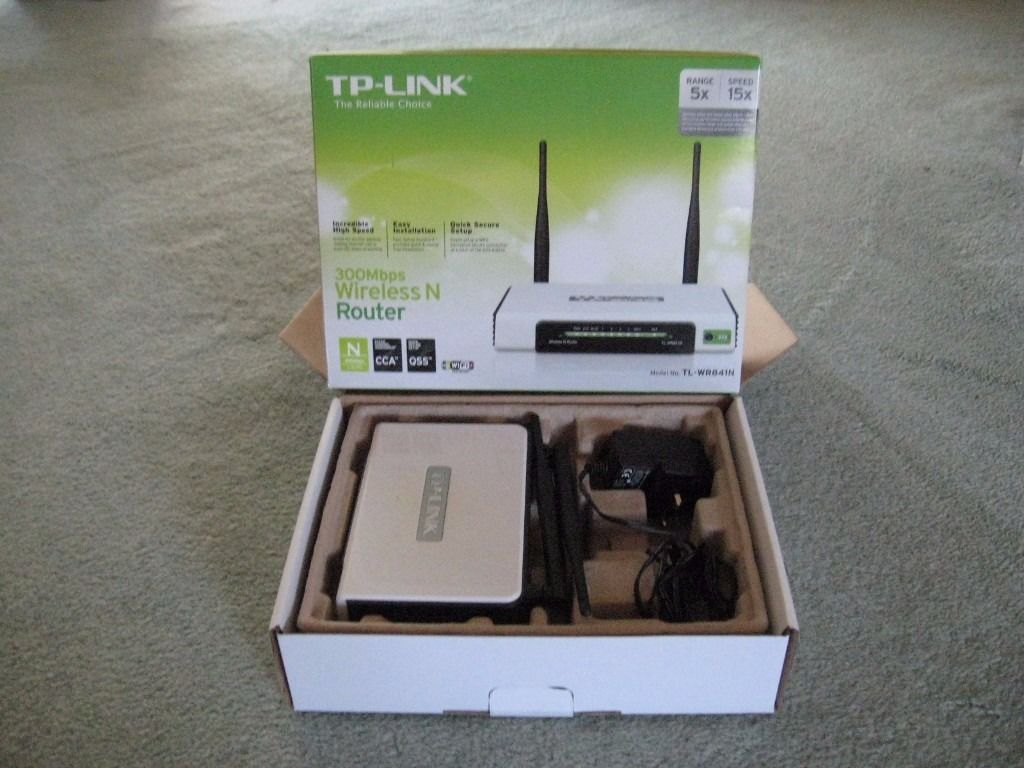 WIRELESS ROUTER, 300Mbps