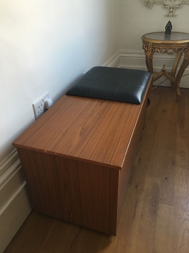 Retro Shreiber Coffee Table/Blanket Box