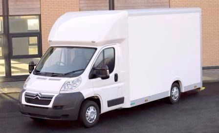 All Hertfordshire Home/Office Removal Van And Reliable Man Company. Luton with Tail Lift & Lorries.