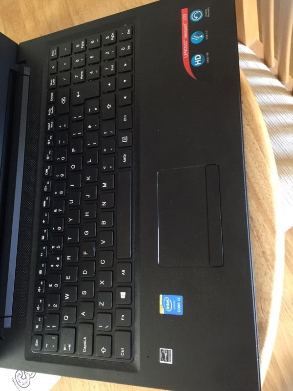 Lenovo laptop i3, 8GB, 1tb like new. Need smaller