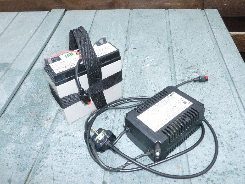 Hillbilly Battery and Charger