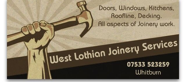 West Lothian joinery services