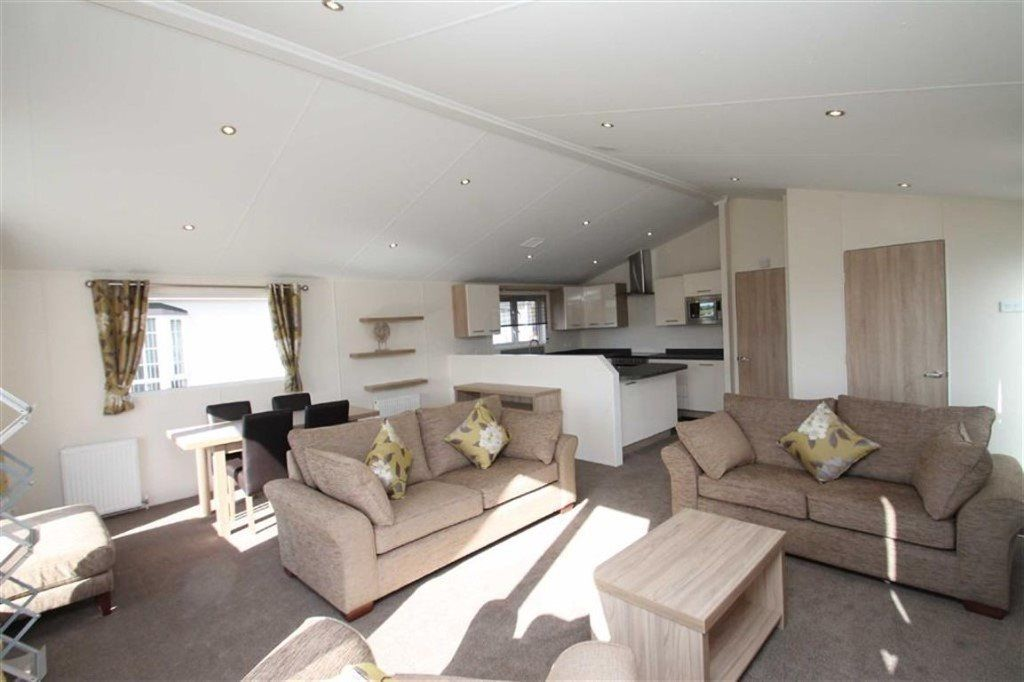 RESIDENTIAL PARK HOME 2 BED 2 BATH WILLOW PARK BURNHOUSE
