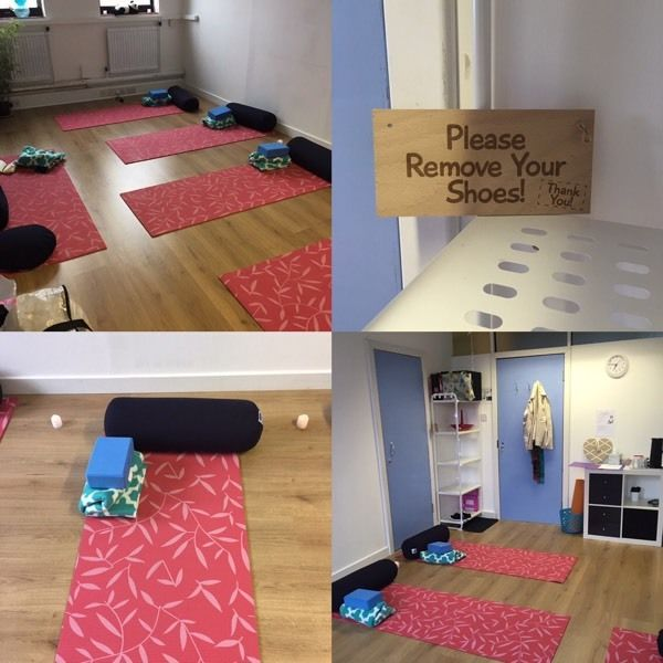 Yin Yoga classes with Panda Yoga