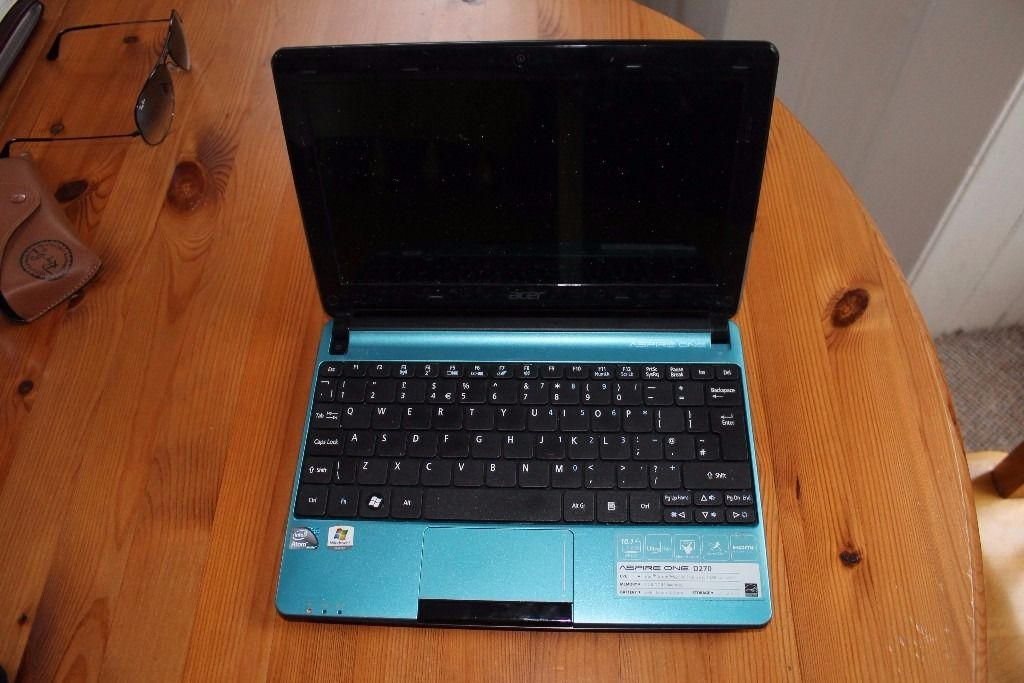 Acer Aspire one net book