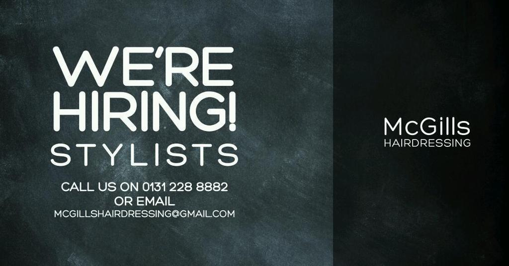 Stylists Required