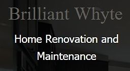 Brilliant Whyte Painting and Decorating and plastering.