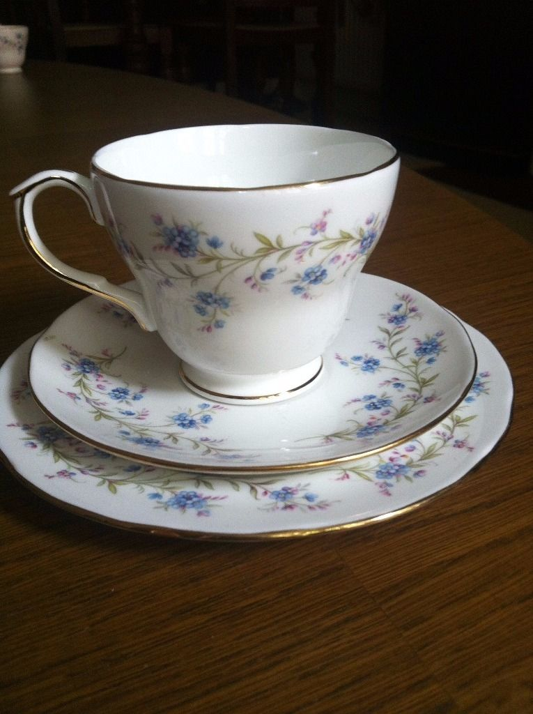 Duchess 'Tranquility' 20 piece tea set, perfect for afternoon tea.