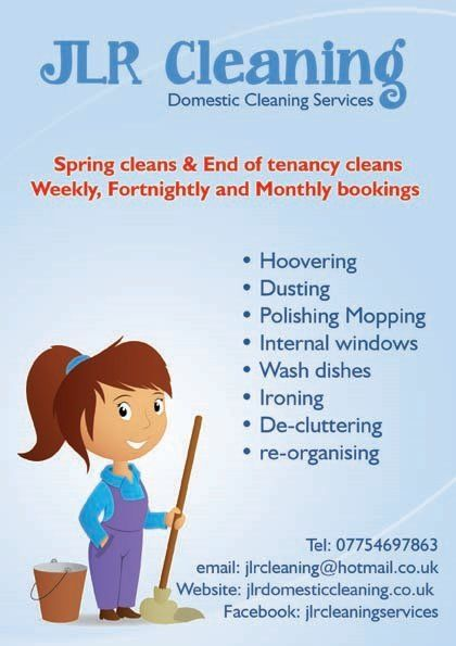 JLR CLEANING SERVICES