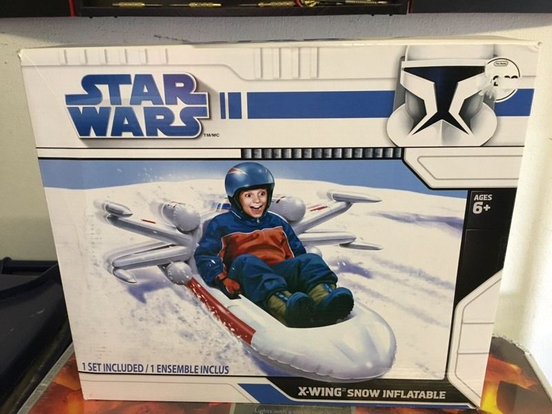 Star Wars Inflatable Snow sledge