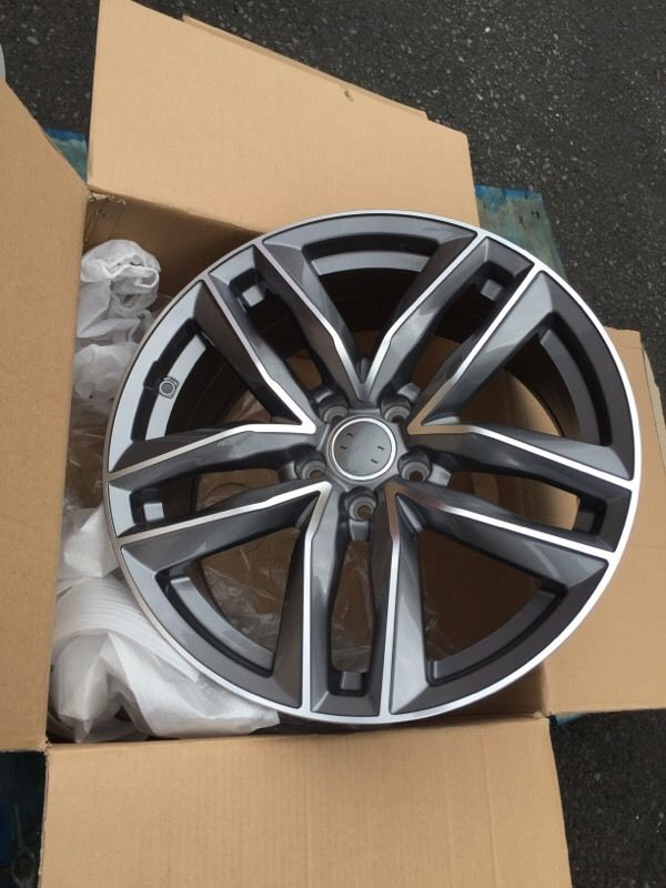 """19"""" NEW RS6 Alloys"""