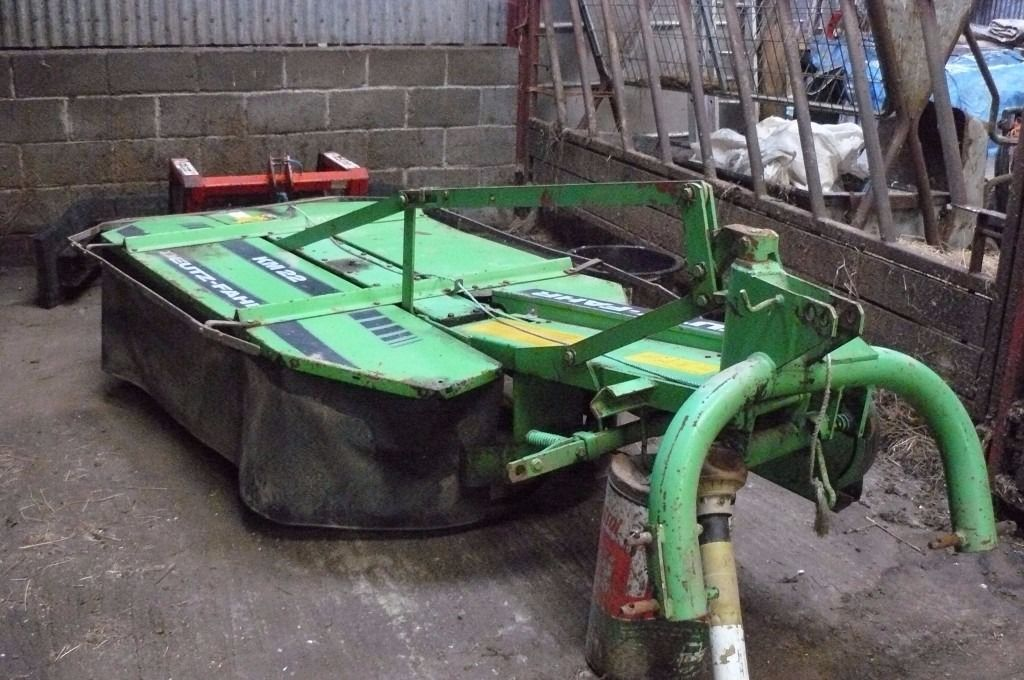 For Sale Deutz Fahr KM22 Drum Mower