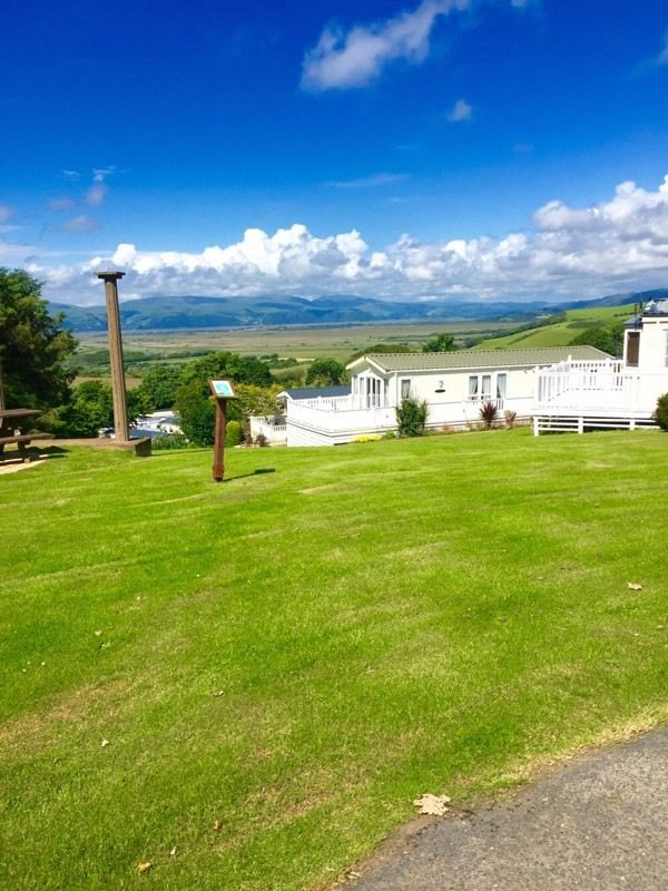 Luxury affordable static caravan holiday home