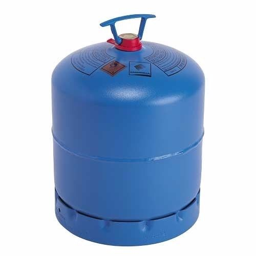 campingaz gas 2.72 kg bottle almost full ideal spare
